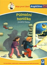 Půlnoční honička - Moje první čtení - Angličtina