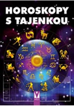 Obálka titulu Horoskopy s tajenkou