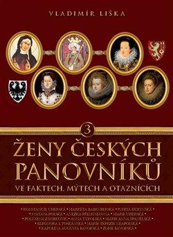 Obálka titulu Ženy českých panovníků 3