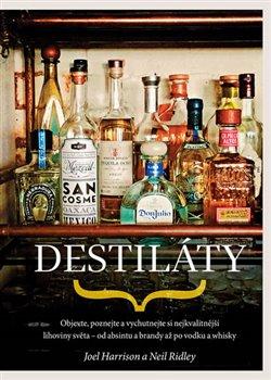 Obálka titulu Destiláty