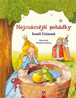 Obálka titulu Nejznámější pohádky bratří Grimmů