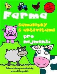 Farma – samolepky s aktivitami pro nejme