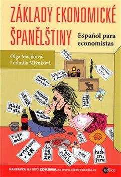 Obálka titulu Základy ekonomické španělštiny