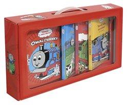 Obálka titulu Tomáš a jeho přátelé - Krabice plná zábavy