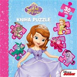 Obálka titulu Sofie První - Kníha puzzle 30 dílků