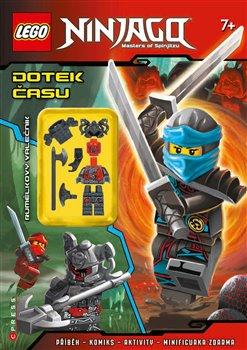 Obálka titulu Lego Ninjago - Dotek času