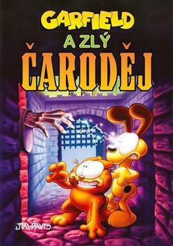 Obálka titulu Garfield a zlý čaroděj