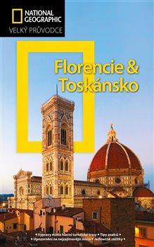 Obálka titulu Florencie a Toskánsko