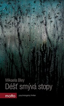 Obálka titulu Déšť smývá stopy