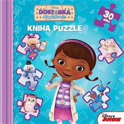 Obálka titulu Doktorka Plyšáková - Kniha puzzle 30 dílků