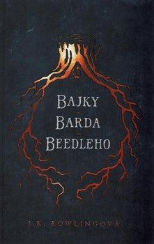 Obálka titulu Bajky barda Beedleho