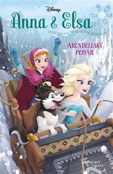 Obálka titulu Anna a Elsa Arendellský pohár