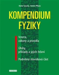 Obálka titulu Kompendium fyziky