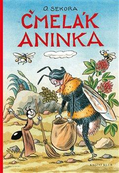 Obálka titulu Čmelák Aninka