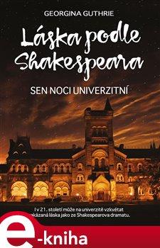 Obálka titulu Láska podle Shakespeara