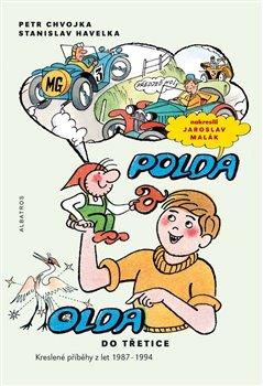Obálka titulu Polda a Olda - Kniha 3