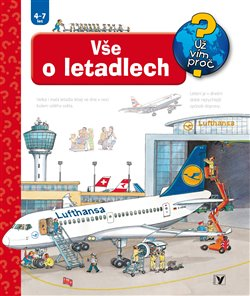 Obálka titulu Vše o letadlech