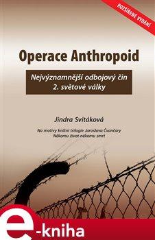 Obálka titulu Operace Anthropoid