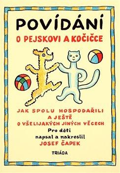 Obálka titulu Povídání o pejskovi a kočičce