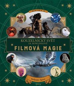 Obálka titulu Kouzelnický svět J. K. Rowlingové  - Kniha 2