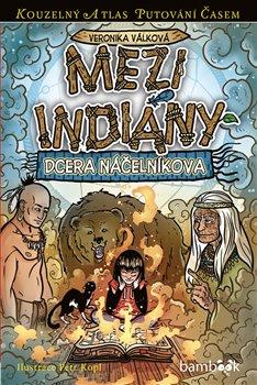 Obálka titulu Mezi indiány