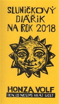 Obálka titulu Sluníčkový diářík na rok 2018