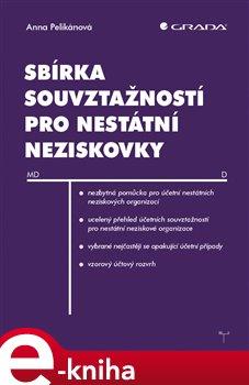 Obálka titulu Sbírka souvztažností pro nestátní neziskovky