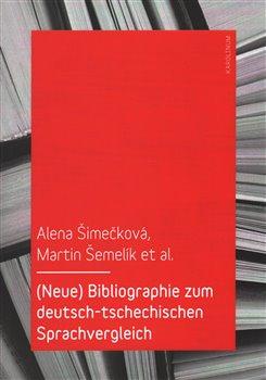 Obálka titulu Bibliographie zum deutsch-tschechischen Sprachvergleich