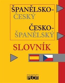 Obálka titulu Španělsko-český, česko-španělský kapesní slovník