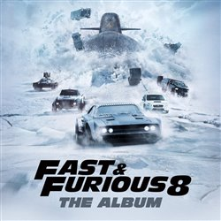 Obálka titulu Fast & Furious 8 - The Album