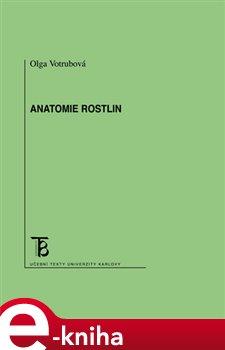Obálka titulu Anatomie rostlin