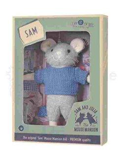 Obálka titulu Sam - Dům myšek