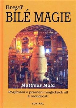 Obálka titulu Brevíř bílé magie