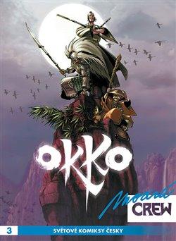 Obálka titulu Modrá CREW 3: Okko - Cyklus vody