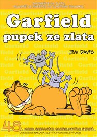 Garfield 48: pupek ze zlata