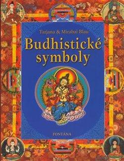 Obálka titulu Budhistické symboly