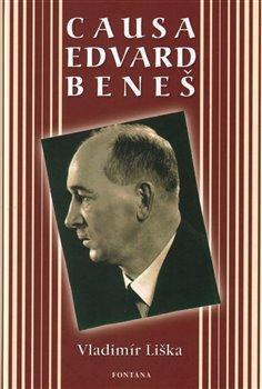 Obálka titulu Causa Edvard Beneš