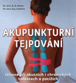 Obálka titulu Akupunkturní tejpování