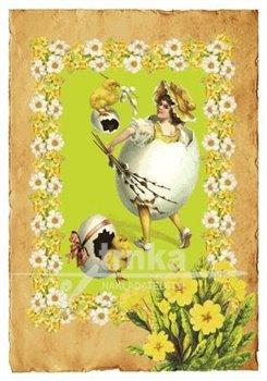 Obálka titulu Pohlednice - Velikonoce
