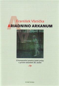 Obálka titulu Ariadnino arkanum