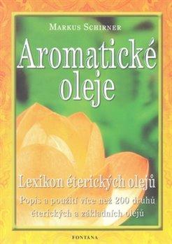 Obálka titulu Aromatické oleje