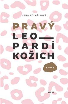 Pravý leopardí kožich - Hana Kolaříková