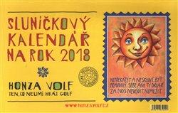 Sluníčkový kalendář 2018 - stolní - Honza Volf