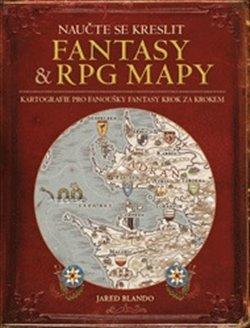 Obálka titulu Naučte se kreslit - Fantasy a RPG mapy