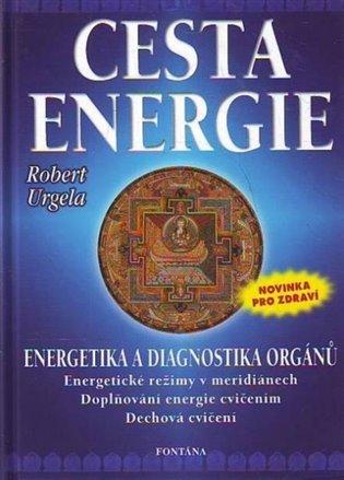 Cesta energie:Energetika a diagnostika orgánů - Robert Urgela   Booksquad.ink