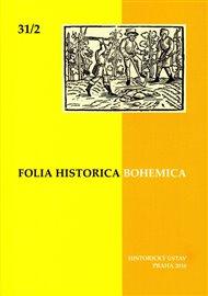 Folia Bohemica Historica 31/2