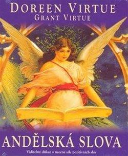 Obálka titulu Andělská slova