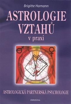 Obálka titulu Astrologie vztahů v praxi