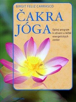 Obálka titulu Čakra jóga