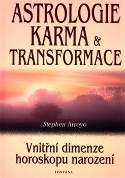 Obálka titulu Astrologie, karma a transformace